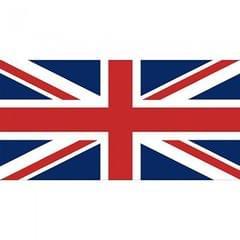 Großbritannien Flagge Union Jack Druck GB London