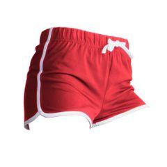 Skinni Fit Damen Sport-Shorts / Retro-Shorts