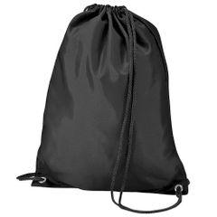 BagBase Budget Turnbeutel, wasserabweisend, 11 Liter