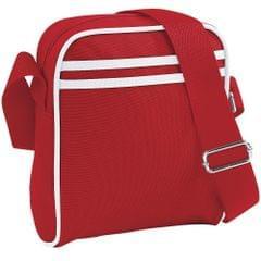Bagbase Retro Mini Reporter-Tasche / Schultertasche, 2 Liter