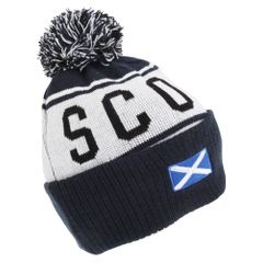 Devoted2style Unisex Scotland Wintermütze