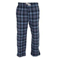 Cargo Bay Herren Pyjama-Hose, kariert, Baumwolle