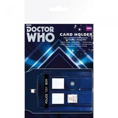 Dr Who Kreditkarten Organizer.