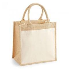 Westford Mill Pocket Jute Einkaufs Tasche