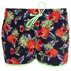 Tom Franks - Shorts de plage motif imprimé - Femme