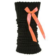 Guêtres thermiques avec noeud (1 paire) - Femme
