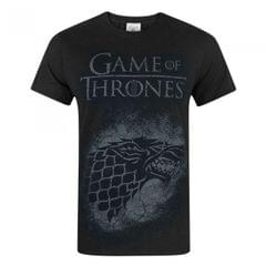 Game Of Thrones Herren House Stark T-Shirt