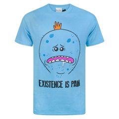 Rick And Morty Herren Meeseeks Existence Is Pain T-Shirt