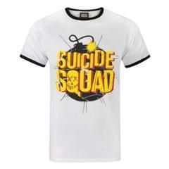 Suicide Squad Erwachsene Unisex Exploding Bomb T-Shirt