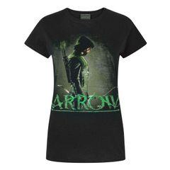 DC Comics Damen Arrow T-Shirt