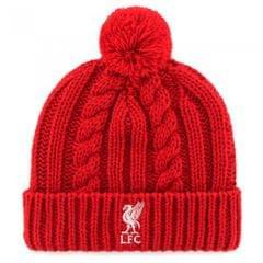 Liverpool FC offizielle Kabel-Strick-Mütze