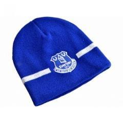 Everton FC Design Basic Strick Beanie Mütze