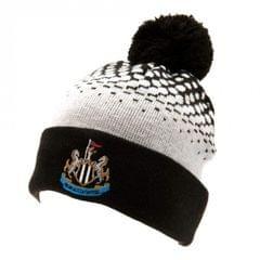 Newcastle United FC Fade Design Bommel-Mütze