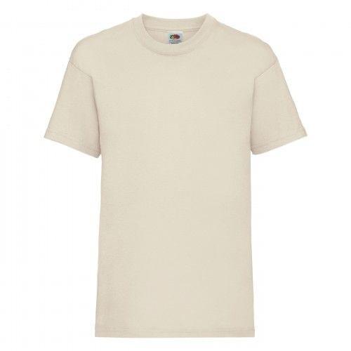 Fruit Of The Loom Childrens/Kids Little Boys Valueweight Short Sleeve T-Shirt