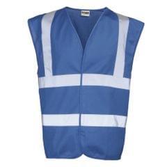 RTY Enhanced Vis Unisex Hi / Enhanced Visibility Safetywear Vest Top