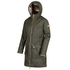 Regatta Womens/Ladies Romina Full Length Hooded Jacket