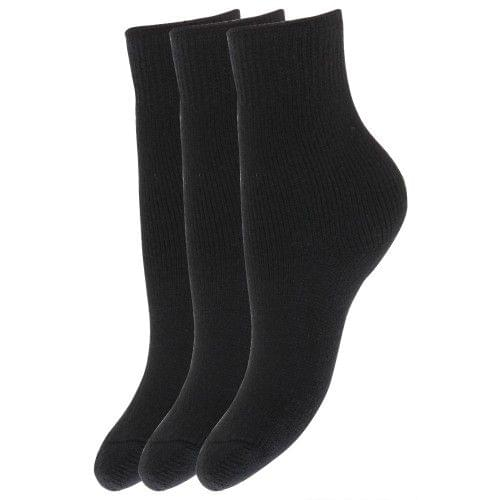 FLOSO Childrens Big Girls Winter Thermal Socks (Pack of 3) (2 Color Options)