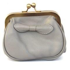 Eastern Counties Leather Womens/Ladies Lottie Kiss Lock Coin Purse