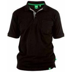 Duke Mens D555 Grant Kingsize Pique Polo Shirt