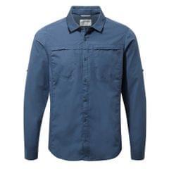 Craghoppers Outdoor Classic Mens Kiwi Trek Long Sleeve Plain Shirt
