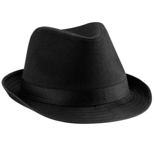 Beechfield Unisex Fedora Hat