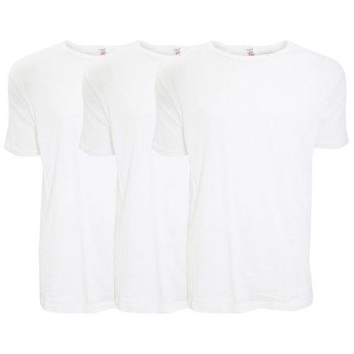 FLOSO Mens Interlock Underwear T-Shirt