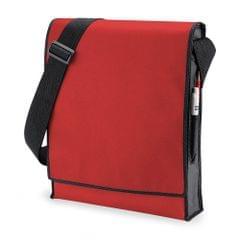 BagBase Budget Vertical Messenger Bag (10 Liters)