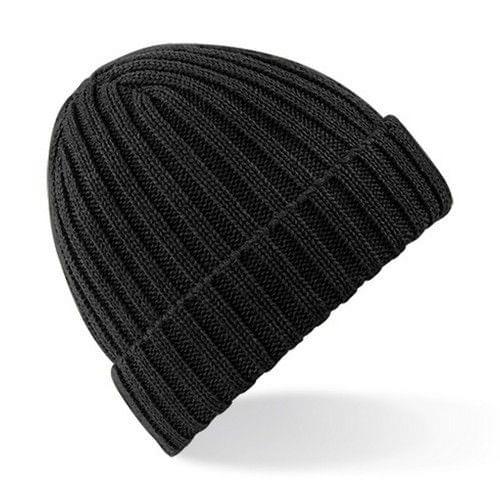 Beechfield Unisex Chunky Ribbed Winter Beanie Hat