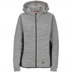 Trespass Womens/Ladies Floxy Full Zip Fleece Hoodie