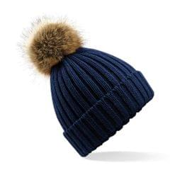 Beechfield Unisex Cuffed Design Winter Hat
