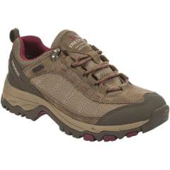 Womens/Ladies Scree Lace Up Technical Walking Shoes