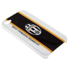 Juventus FC Official IPhone 4/4S Hard Striped Football Crest Phone Case