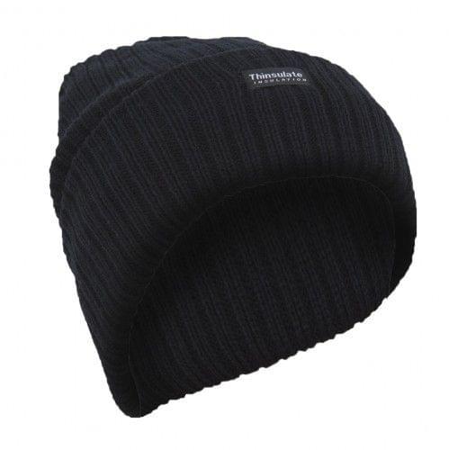 FLOSO Unisex Mens/Womens Winter/Ski Hat with Lining (3M 40g)