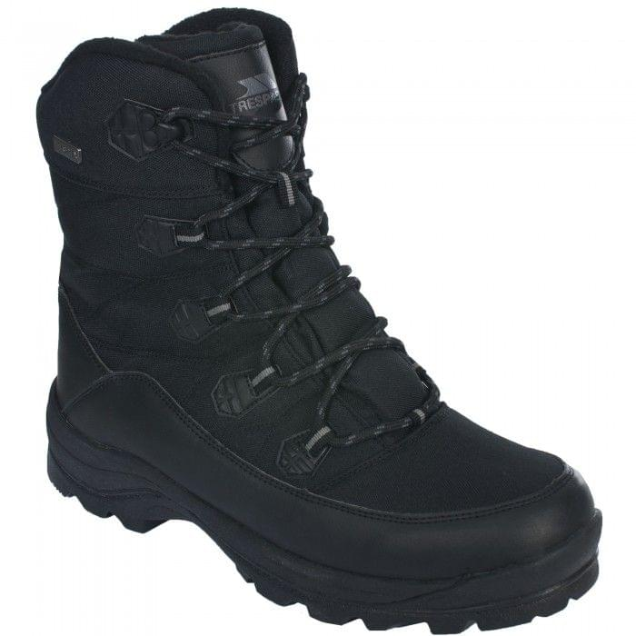 Trespass Mens Zotos Waterproof Snowboots