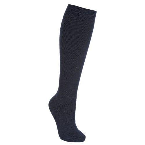 Trespass Adults Unisex Tech Luxury Merino Wool Blend Ski Tube Socks