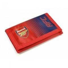 Arsenal FC Official Soccer Fade Design Wallet