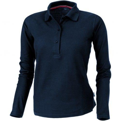 Slazenger Womens/Ladies Point Long Sleeve Polo Shirt