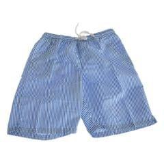 Soulstar Mens Splendor Striped Long Board/Swim Shorts