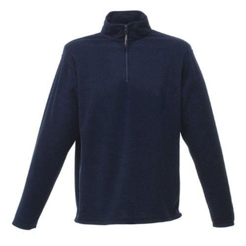 Regatta Mens Micro Zip Neck Fleece Top