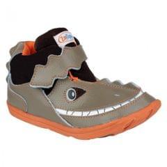 Zooligans Zoo Deano The Dinosaur Boys Shoes
