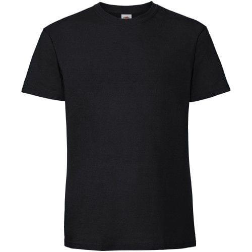 Fruit Of The Loom Mens Ringspun Premium Tshirt