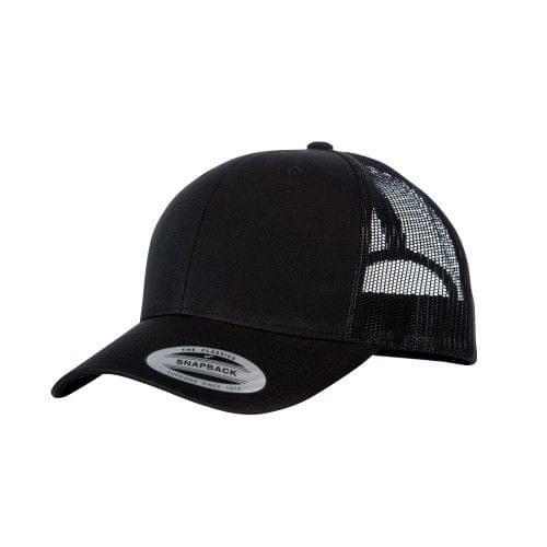 Yupoong Flexfit Retro Snapback Trucker Cap