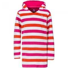 Trespass Childrens Girls Geri Towelling Beach Dress