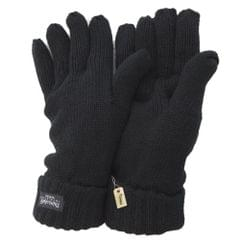 FLOSO Ladies/Womens Thermal Knitted Gloves (3M 40g)