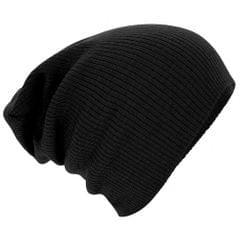 Beechfield Unisex Slouch Winter Beanie Hat