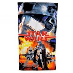 Disney Star Wars Childrens/Kids The Force Awakens Cotton Beach Towel