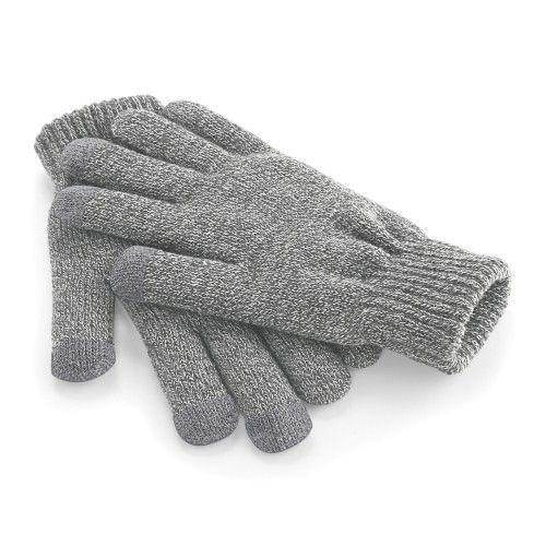 Beechfield Unisex Touchscreen Smart Phone / iPhone / iPad Winter Gloves
