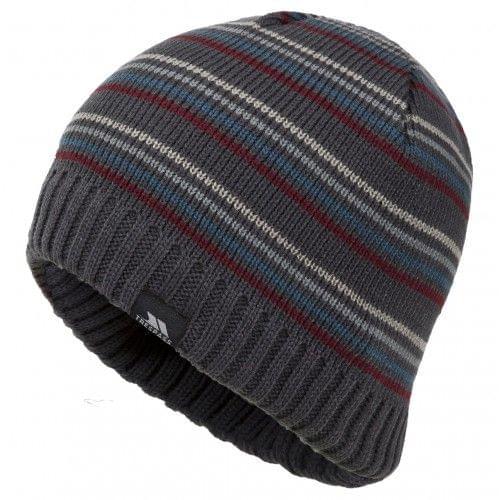Trespass Mens Ray Knitted Winter Beanie Hat