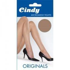 Cindy Womens/Ladies Micromesh Tights (1 Pair)