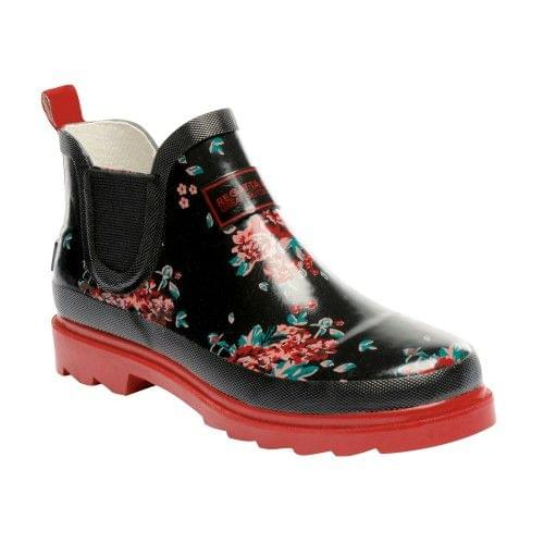 Regatta Great Outdoors Womens/Ladies Harper Low Cut Wellington Boots